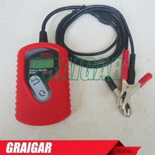 NEW original BA100 vehicle12v digital battery tester for all cars data analyzer with Multi-language