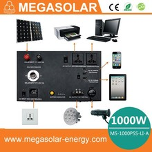 2015 New Design Portable Off Grid Solar System For Home Use