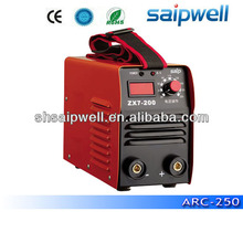 2014 new hot high frequency ac dc ws-200 inverter welding machine high quality