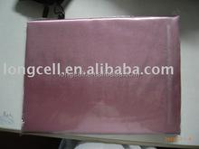 3pcs cheap satin fabric bed sheet silky feel