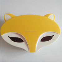 cosplay colored repair case contact lens