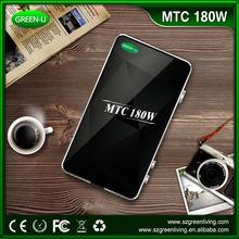 2015 new products electronics GREEN LI Dual battery e cig Mod pandoras box mod wholesale in china