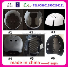 wholesale fashion mesh trucker hat,new design safety baseball bump cap