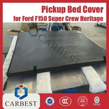 High Quality PVC Pickup Bed Cover for Ford F150 Super Crew Heritage