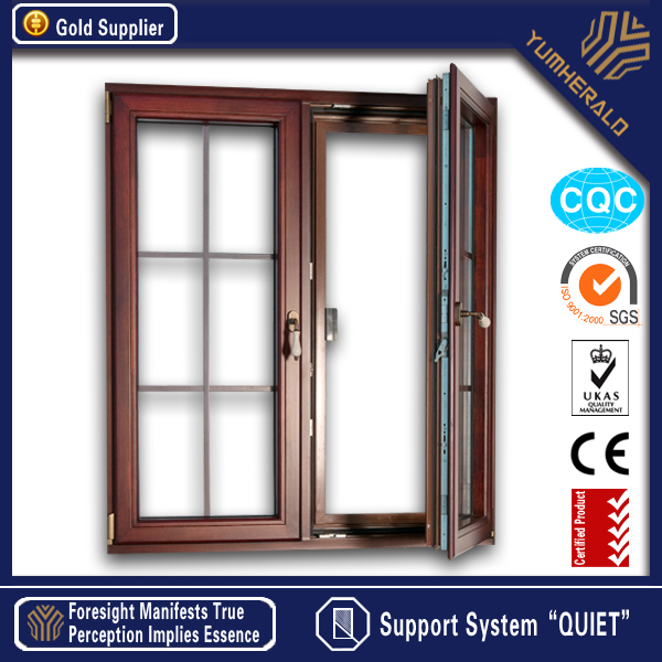 New design energy efficient double glazing glass casement for New windows for sale