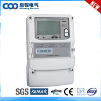 Good Appearance Convenient Installation Digital Energy Meter Working