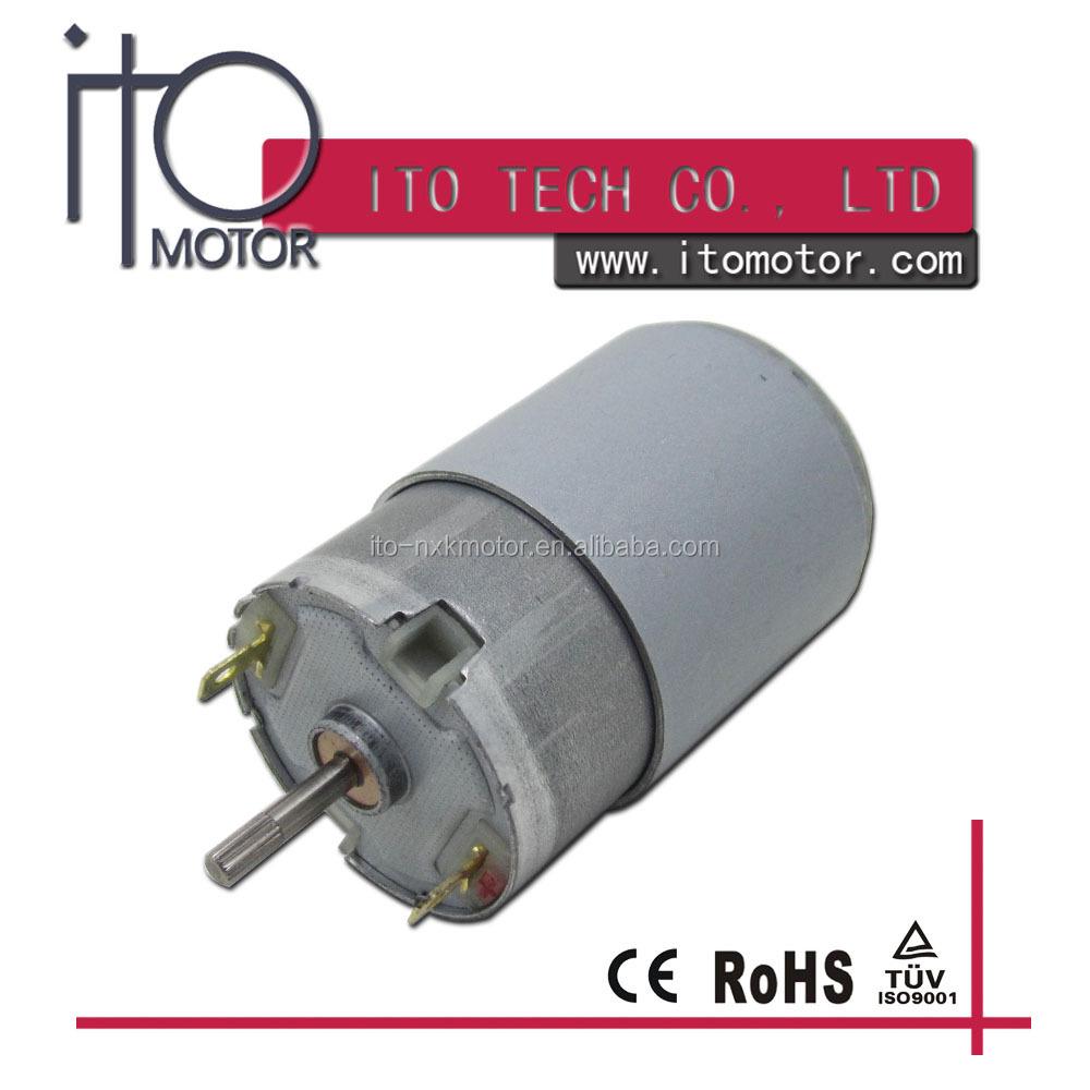 12v Electric Motor 550 Dc Motor /12v High Torque Small Motors/china ...