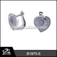 Handmade Wholesale Gemstones cartoon stud earrings