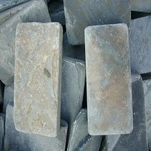 Natural Slate Tumbled Stone for Paving
