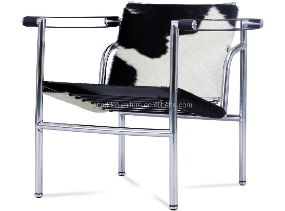 Le corbusier lc1 basculant fionda sedia/per il tempo libero ...