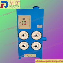 welding machine price in dust collector with ISO9001 certification
