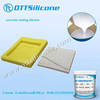 Moulding silicone rubber for concrete silicone molds
