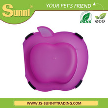 wholesale hard round clear plastic bowl