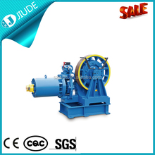 High Quality Max Power Geared Traction Machine For Elevator