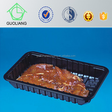 Fresh Dairy/Meat/Fish&Poultry Packaging New Craft Freshness Keeping Thermoformed Disposable Food Packaging Tray