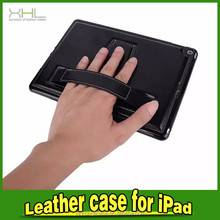 hybrid leather case cover For iPad Mini Case with kickstand