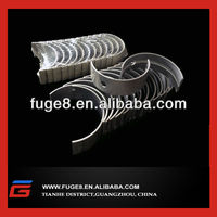 Daewoo Doosan spare parts crankshaft bearing for engine DB58