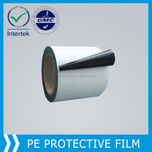 PE protective film for stainless steel panel metal surface protection