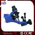 Azul de rotary máquina de tatuaje/equipos de tatuaje de suministro/permanente arma del tatuaje
