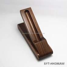 High quality natural wooden pencils case