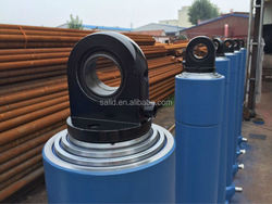 OEM hydraulic telescopic cylinder for garbage truck