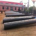 Galvanizado eléctrico transmisióndepotencia poste de acero/poste de acero tubular/torre de acero