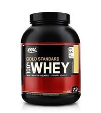 Optimum Nutrition 100% Whey Gold Standard, 13 Flavors, Strawberry Banana