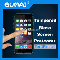 Tempered glass hot selling high quality anti-spy glass screen protector tempered for Iphone 6
