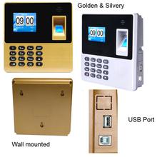 Veissen time and attendance fingerprint lock VS-TR10 fingerprint time attendance machine with free software