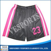 Wholesale women athletic basketball shorts