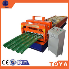 TOYA galvanized reinforced pvc roofing membrane /roll forming machine