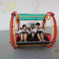 Kid Happy Car with Coin System game machine amusement park electric kid rider for sale