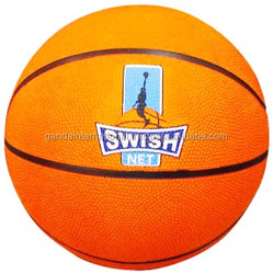 Basketball Men, Synthetic Rubber, 3 ply, 32 Panel