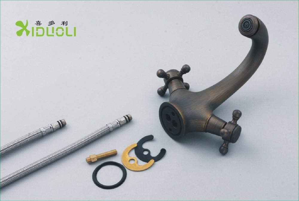 Bronze küchenarmatur, bronze waschbecken armaturen, gold antiken ...