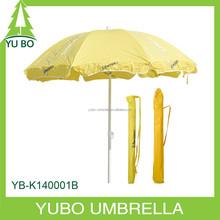 Factory Price Waterproof Portable Beach Umbrella, Advertising Portable Beach Umbrella