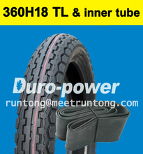 motorcycle tire 360H-18 TL