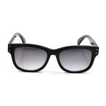 Buffalo anteojos marco vasos de cuerno marco de las lentes, gafas de sol