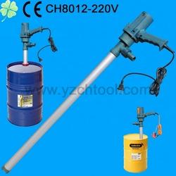 CE Certificate drum barrel electric Oil/diesel/fuel rotary transfer pump