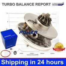 cartridge turbo parts 753420-5005S 753420-5004S turbocharger core chra for Mazda 3 1.6DI DV6TED4 80KW 9657248680 9660641380