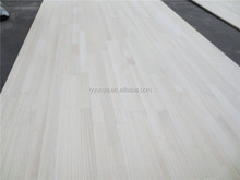 pine finger joint board from