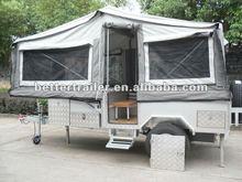caravan/ Camper trailer/VIN number ,OEM,ODM,customer service available(BT-CP9)