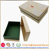 Customize paper cardboard box for business cards packaging paper pencil box CH514
