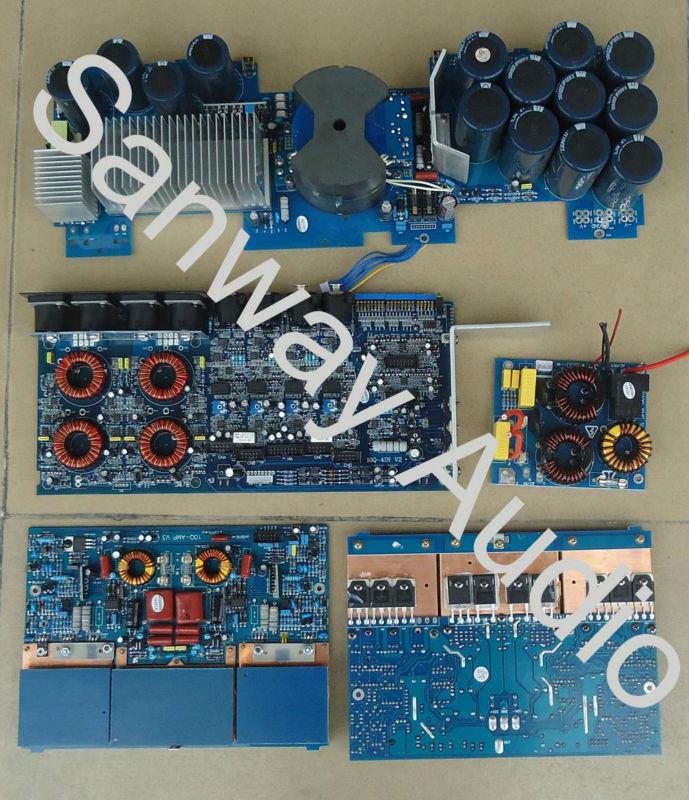 Speaker Amplifier; Audio Amplifier; Sound Amplifier (FP6000Q)
