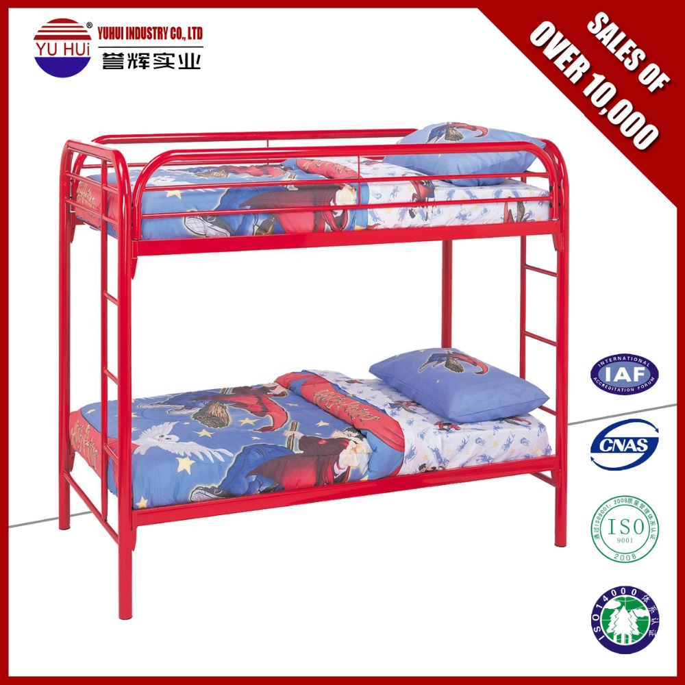 Steel Double Decker Beds : Double Decker Bed Bunk Bed Prices Metal Bunk Bed Parts - Buy Metal ...