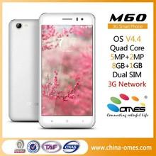 No brand 3G dual sim 1gb ram Android 4.4 cell phone