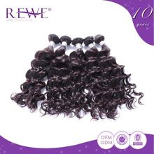 Elegant And High-End Portable And Endurable Human Virgin Weft Thin Hair Extension Holder Bulk