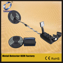 Metal Detector MD-5008 with Two Coil Deep Sensitive Searching Underground Gold Finder Geophysical Equipment Depth Metel Detector
