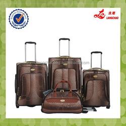 19/23/26 inch 3pcs 2 wheels Soft Luggage sets/High quality luggage/New Luggage Suitcase 3 Pieces Trolley Luggage Set