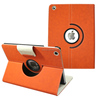 Hybrid PU leather Case Cover 360 Rotating Auto Wake / Sleep Smart Cover Book Shell Stand for iPad air Case for iPad mini 2/3/4