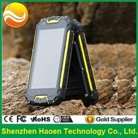 Android IP68 Waterproof Phone NFC reader PTT Walkie Talkie Cell phones GPS 3G rugged NFC mobile phone